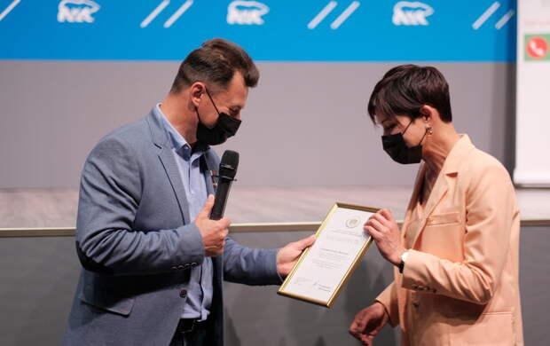 Роман Романенко поблагодарил медработников и волонтёров за самоотверженный труд в период пандемии