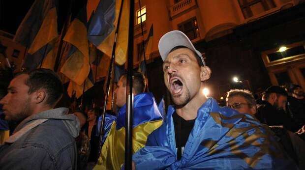 Запад признал необходимость раздела Украины – эксперт