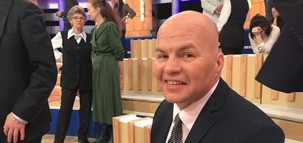 Украинцы загадили, как мухи, все российские политические ТВ-шоу