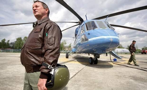 """Презентация вертолета """"Ми-38 ОП-2"""""""