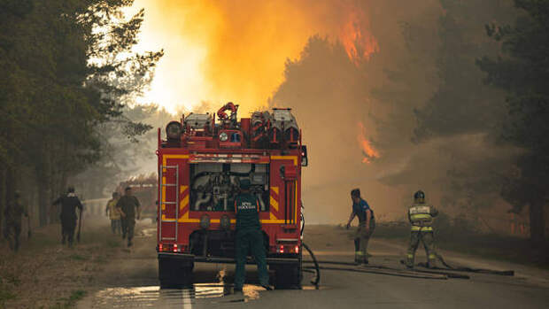 В эпицентре: серьезные пожары продолжают поглощать Тюменскую область