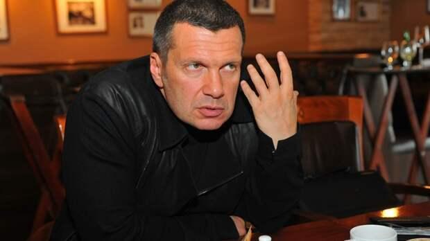 «Тупые лжецы»: Соловьев обрушился на журналистов, пишущих о его двойном гражданстве