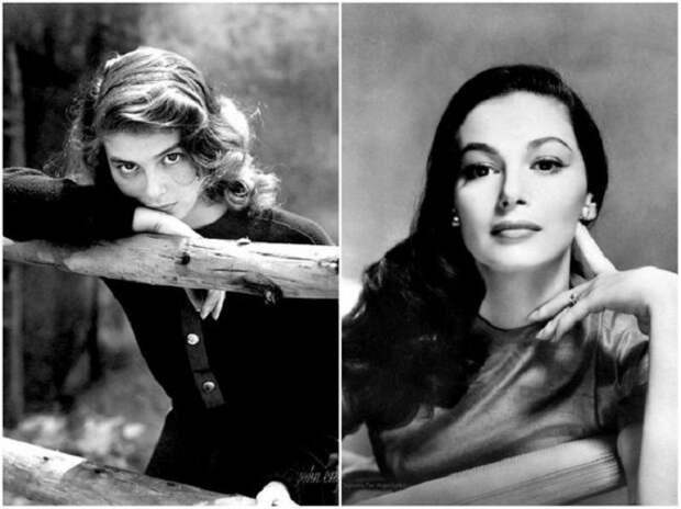Итальянская и американская актриса, кинозвезда 1950-х годов.