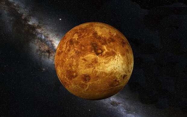 Еще один признак жизни обнаружен на Венере