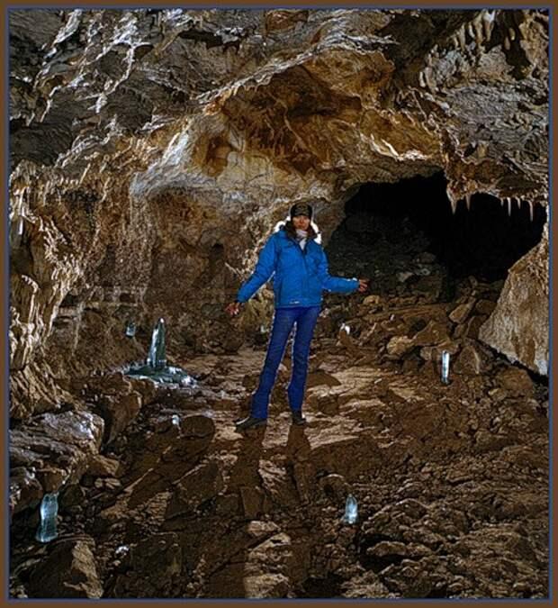 К тайнам и красотам пещер