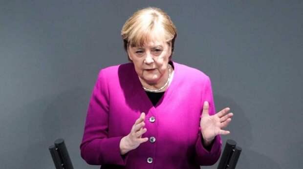 Меркель объявила о последнем выступлении в должности канцлера