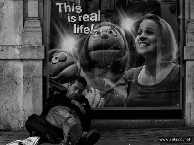 Реальная жизнь (17 фото)