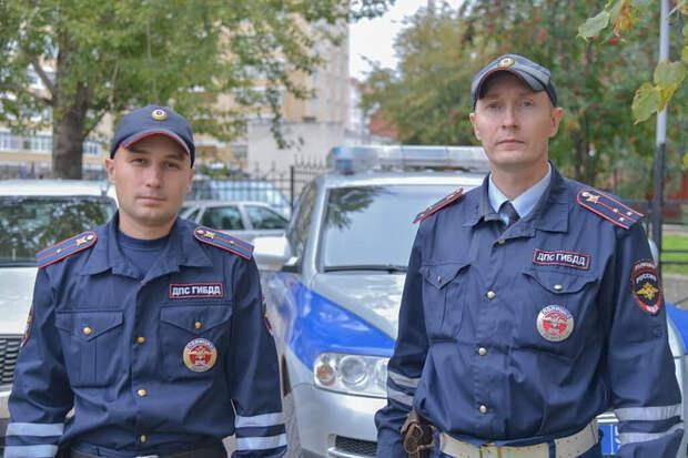 Обезвредившие пермского студента полицейские получили госнаграды