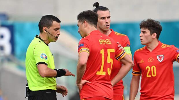 Удаление Ампаду, дубль Шакири и три передачи Цубера: как Италия победила Уэльс, а Швейцария обыграла Турцию на Евро-2020