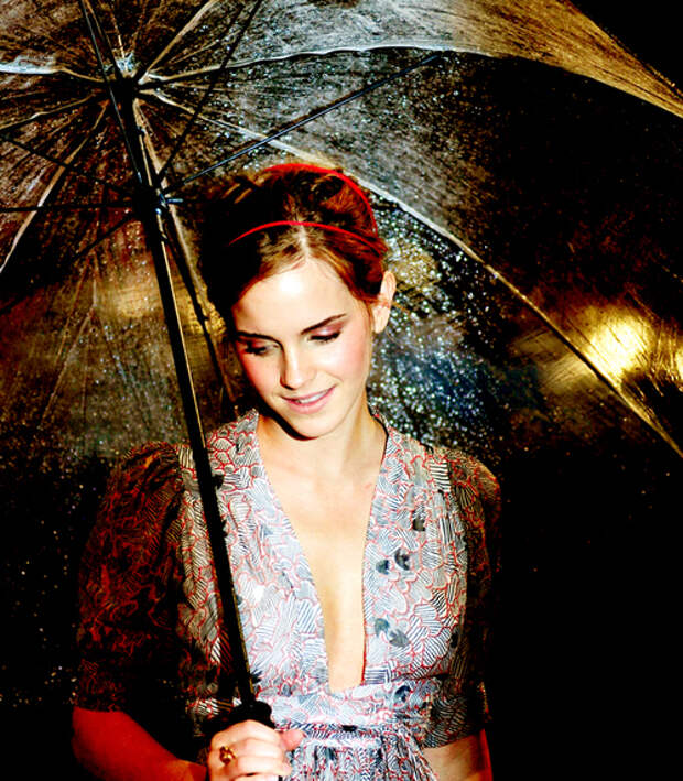 Время дождя...