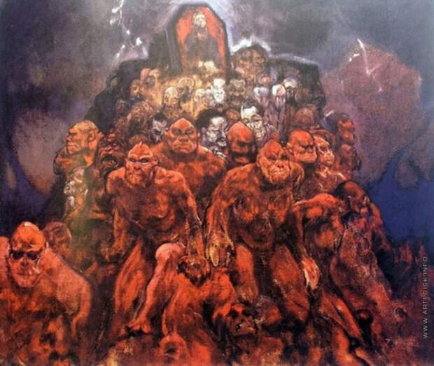 15 русских художников, которые сошли с ума. Иван Мясоедов