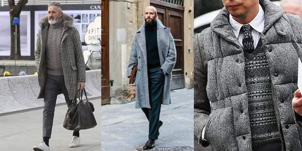 Стильные идеи для мужского гардероба на все случаи жизни