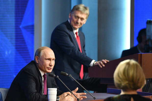 Песков рассказал о состоянии здоровья Путина