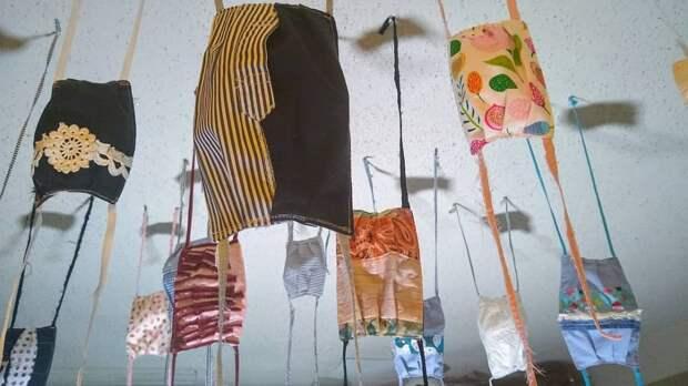 От одежды до мебели: Что можно сделать из использованных медицинских масок