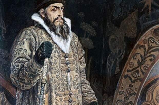 Каперский флот Ивана Грозного.