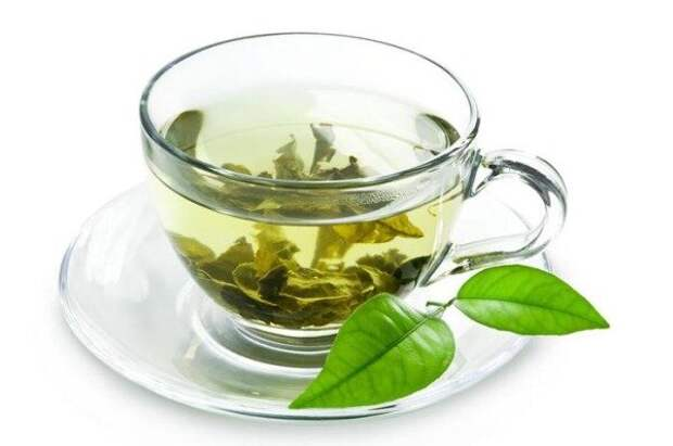 Зеленый чай. Натуральный антиоксидант. Выводит токсины и шлаки, борется со свободными радикалами, которые являются главной причиной болезни и старения организма.