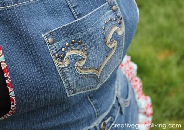как сшить фартук из джинсов (22) (560x396, 218Kb)