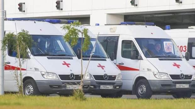 За сутки от коронавируса в Петербурге скончались почти 40 человек