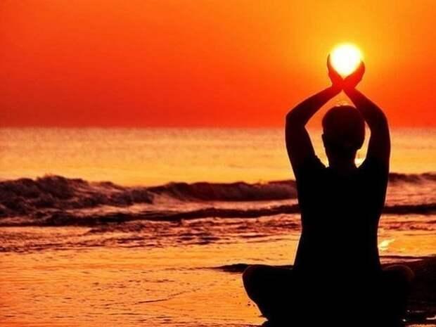 Интересные фотографии из рубрики «игры солнца»