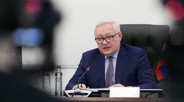 Рябков: концепция ограниченной ядерной войны неприемлема для России