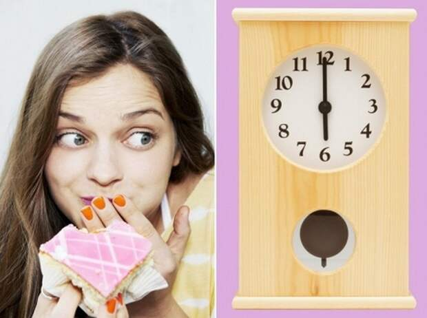 Последний ужин должен быть за 2-3 часа до сна. / Фото: Balproton.ru