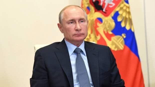 Путин сообщил о попытках разрушения отношений России и Китая