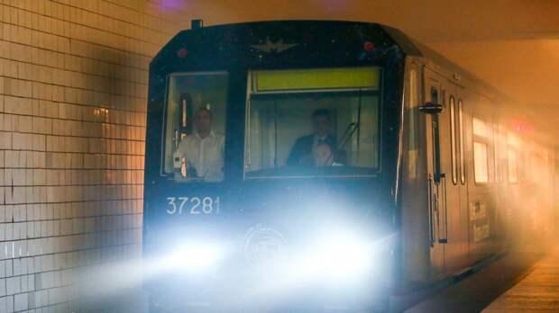 Человек на путях прервал движение поездов на Арбатско-Покровской линии