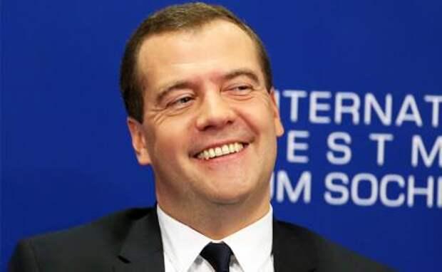 На фото: заместитель председателя Совета безопасности РФ Дмитрий Медведев