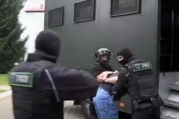 На задержанных в Белоруссии россиян завели дело о подготовке терактов