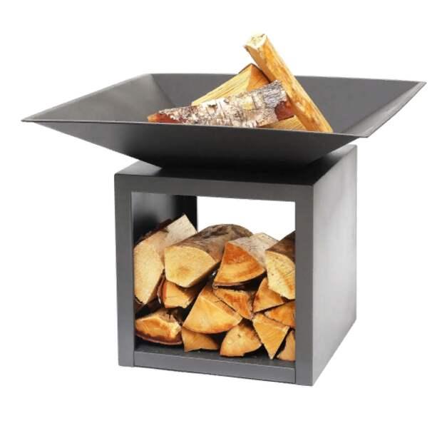 """Подборка полезных дачных товаров в """"Леруа Мерлен"""", которые мне приглянулись. Подвесное кресло, стильный очаг и мангал"""