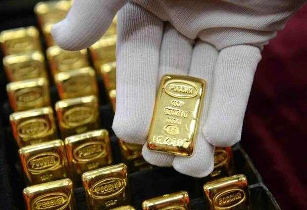 Ротшильды лишились рынка золота, Россия всё делала правильно, скупая слитки