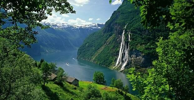 fjords32 Самые красивые фьорды Норвегии