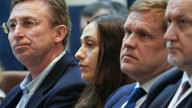 Ласицкене — об увольнении Гануса: «Российскому спорту не нужны профессионалы, а нужны удобные люди»
