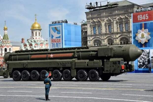 Baijiahao: у России есть три козыря на случай войны с США