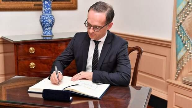 МИД Германии предупредил о важности построения диалога с Россией