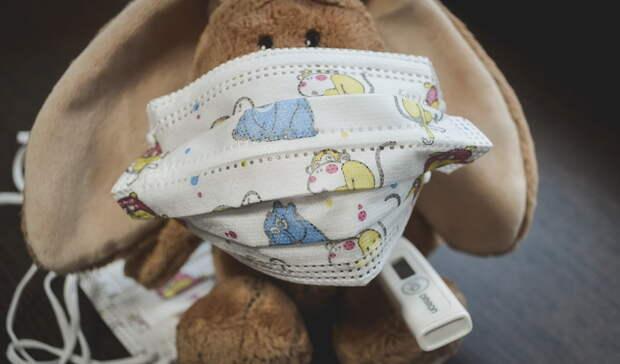 ВОренбуржье значительно сократилось количество детей сCOVID-19