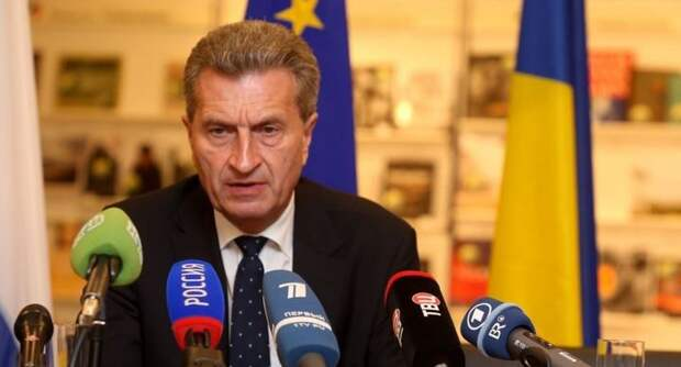 """Евросоюз шантажирует Россию санкциями против """"Газпрома"""""""