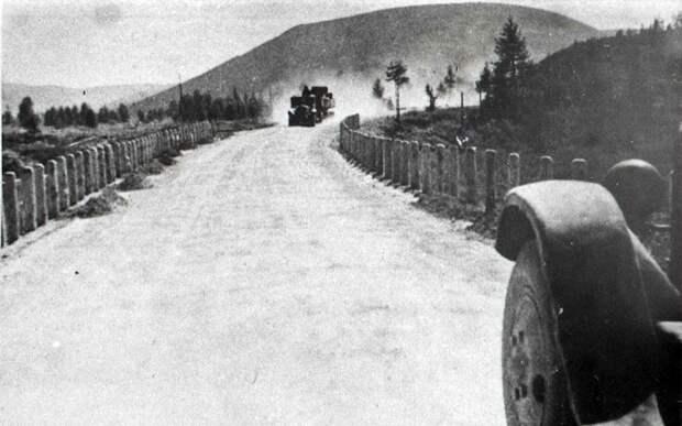 Где в России находится самое опасное шоссе