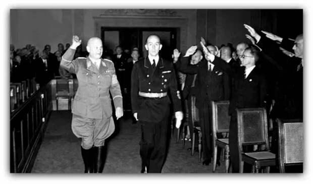 Коммунистические оборотни на страже двух тоталитаризмов
