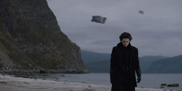 Появились первые кадры из «Дюны»