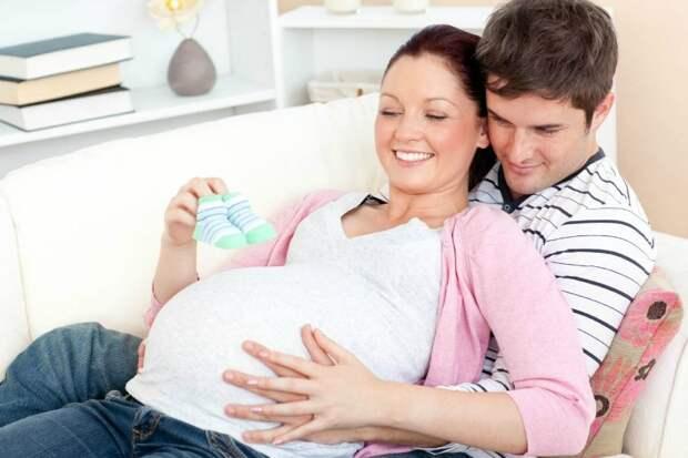 Может ли мужчина понять беременность?