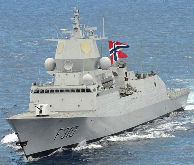Присутствие американских военных, подрывает безопасность Норвегии