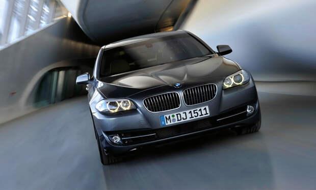 Россияне считают владельцев Lada и BMW самыми агрессивными водителями
