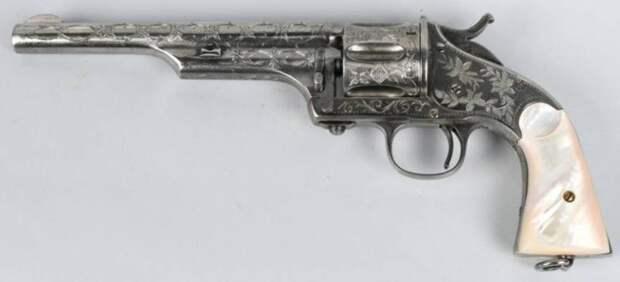 Лучше, чем «Смит и Вессон»: револьвер Мервина и Хьюберта