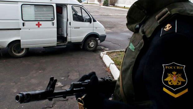 Шесть военных пострадали при ДТП в Калининградской области