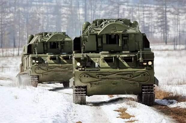 Тонкий намёк «Байрактарам»: ПВО России тренируется сбивать беспилотники у границы с Украиной