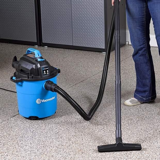 Качественное устройство для ремонтных и бытовых уборок. /Фото: ctopreviews.com