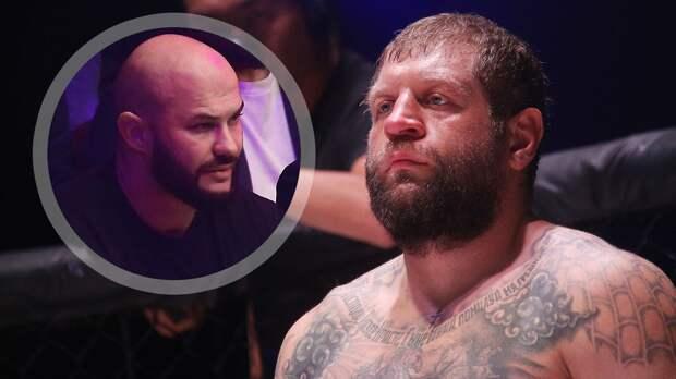 А. Емельяненко: «Хотели бы увидеть мой бой с Джиганом?»