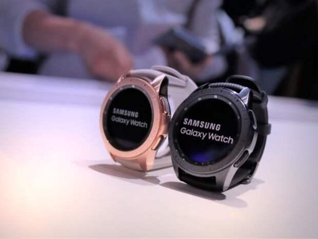 Информация о новых смарт-часах Samsung Galaxy Watch 3