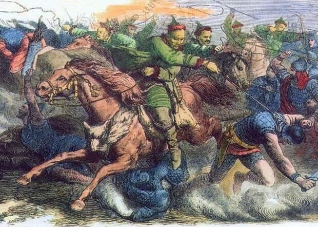 История Аттилы – завоевавшего пол мира полководца, который умер от кровотечения из носа